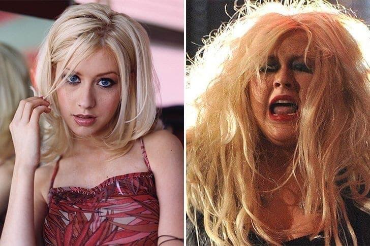 Christina Aguilera –E Os Quilos A Mais