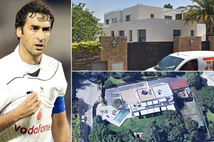 Raúl – Mansão em Madrid, Espanha ($2 Milhões)
