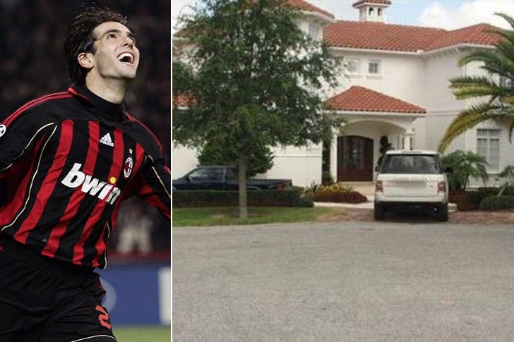 Kaká – Mansão em Orlando, Estados Unidos ($3.4 Milhões)