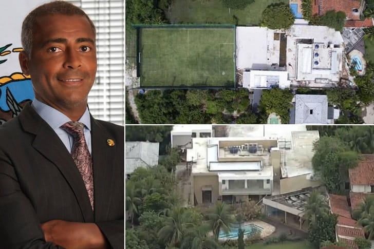 Romário – Cobertura no Rio de Janeiro, Brasil ($7 milhões)