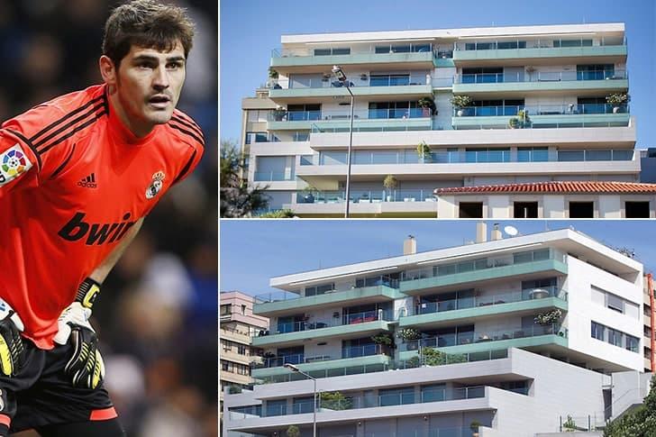 Iker Casillas – Mansão no Porto, Portugal ($1 Milhão)