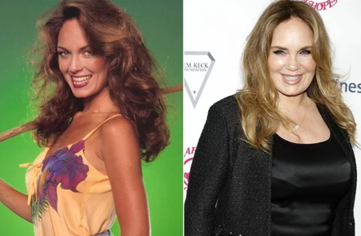Catherine Bach,