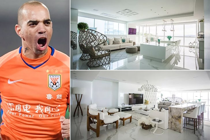 Diego Tardelli – Apartamento de Luxo em Santa Catarina, Brasil (Valor Não Divulgado)