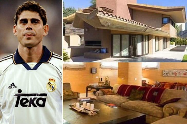 Fernando Hierro – Mansão em Madrid, Espanha ($2.9 Milhões)
