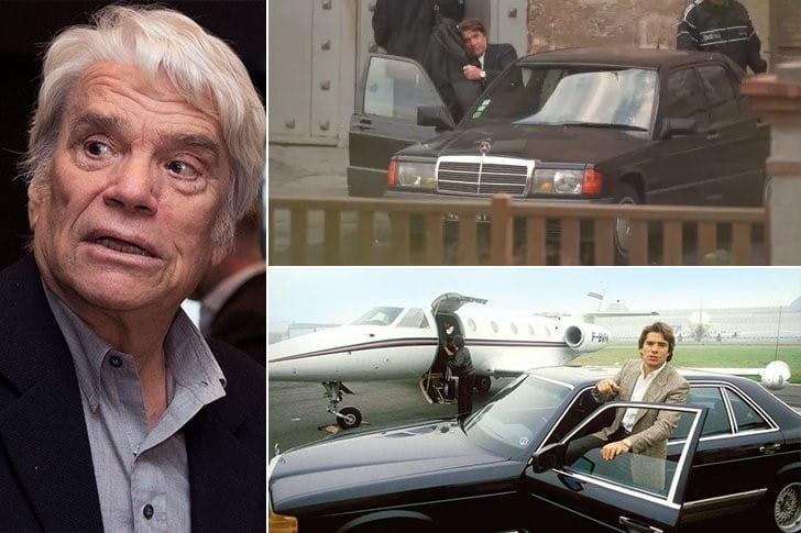 Une Mercedes Pour Bernard Tapie