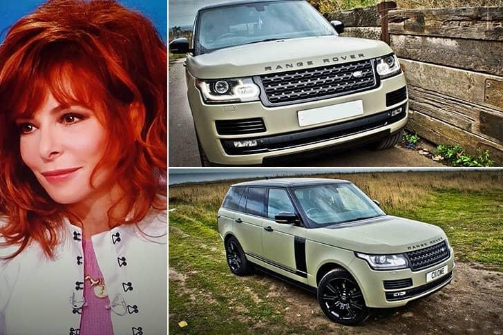 La Range Rover Pour L'interprète De Désenchanté