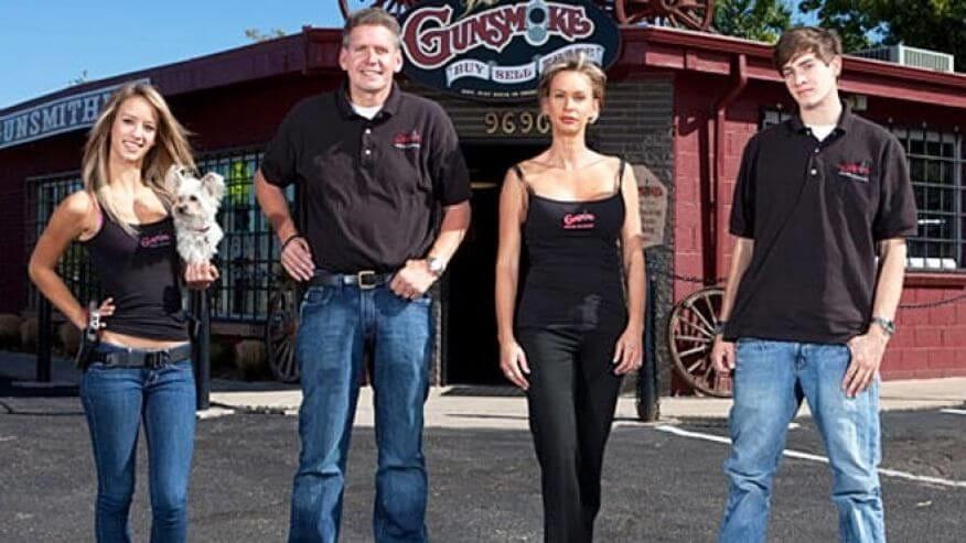 Assalto Da Loja Da Família Wyatt