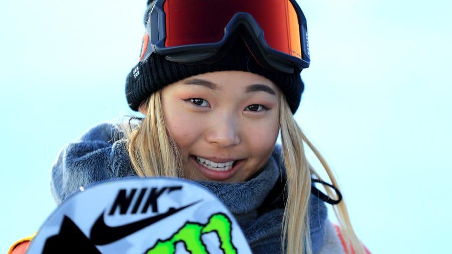 24 Chloe Kim