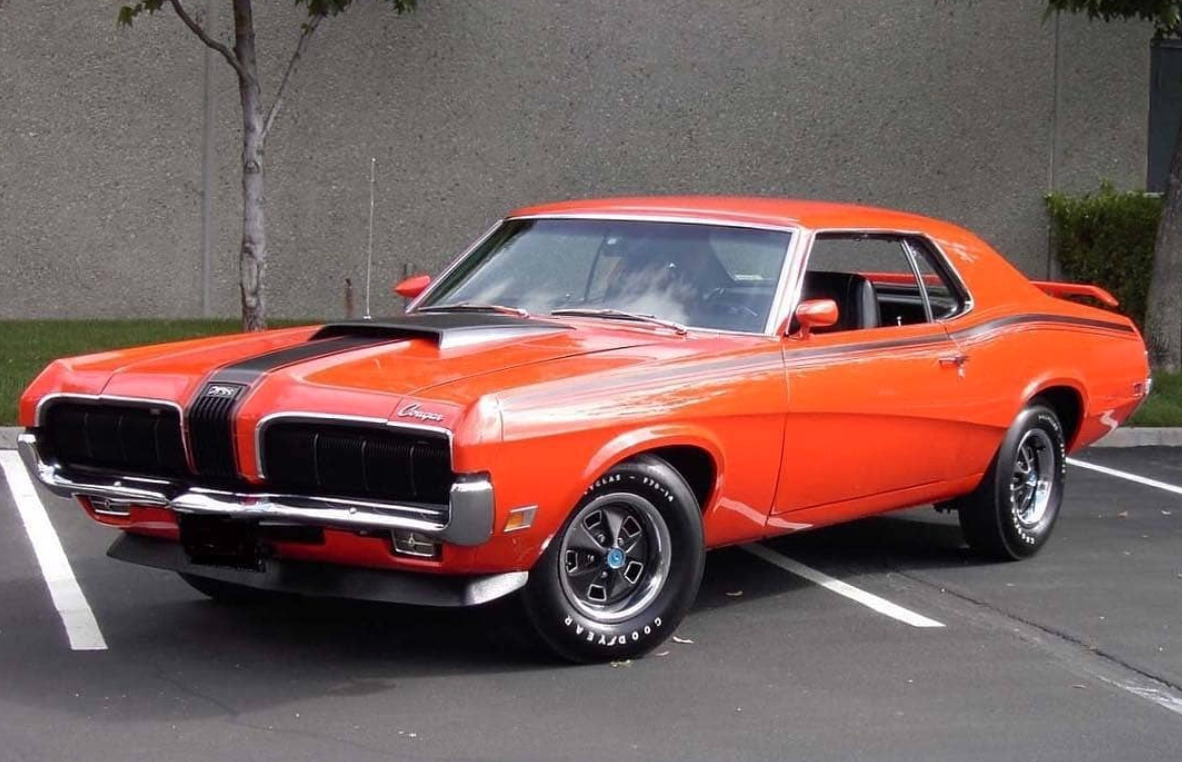 1977 1979 Mercury Cougar XR7