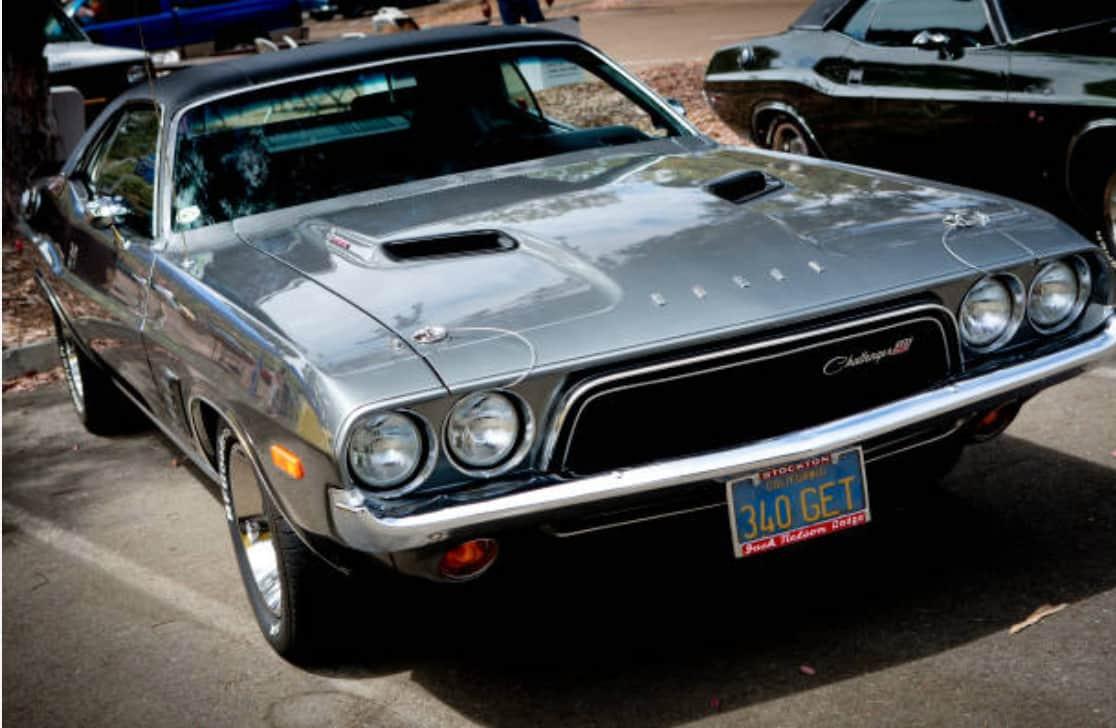 1978 1983 Dodge Challenger