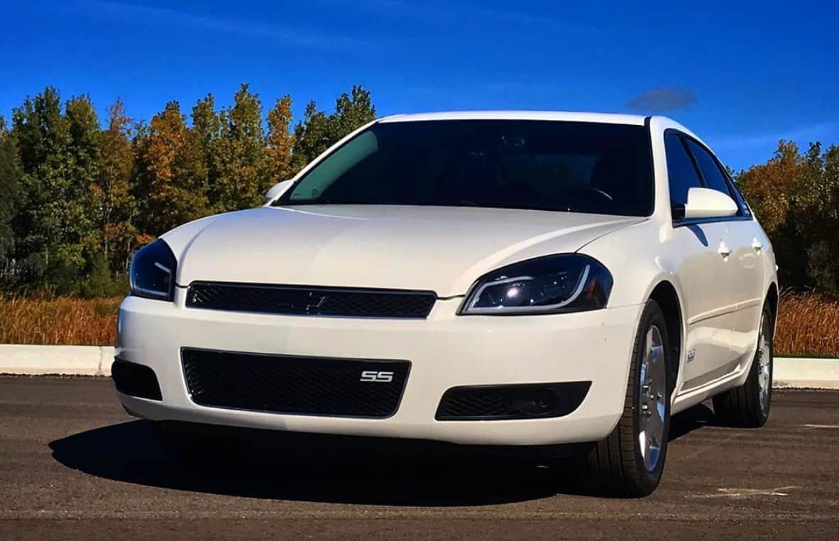 2004 2005 Chevrolet Impala SS