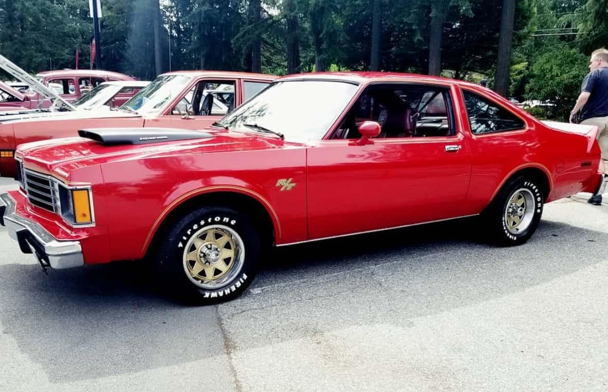 1980 Dodge Aspen RT