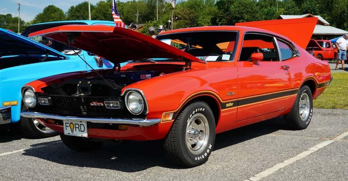 1971 1975 Ford Maverick Grabber