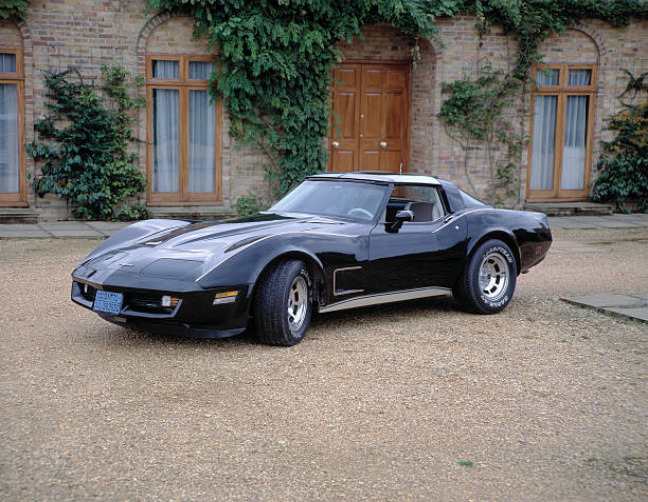 1980 Chevrolet Corvette California 305