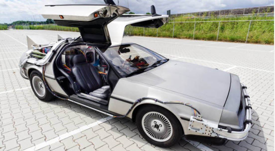 1980 81 Delorean Dmc 12