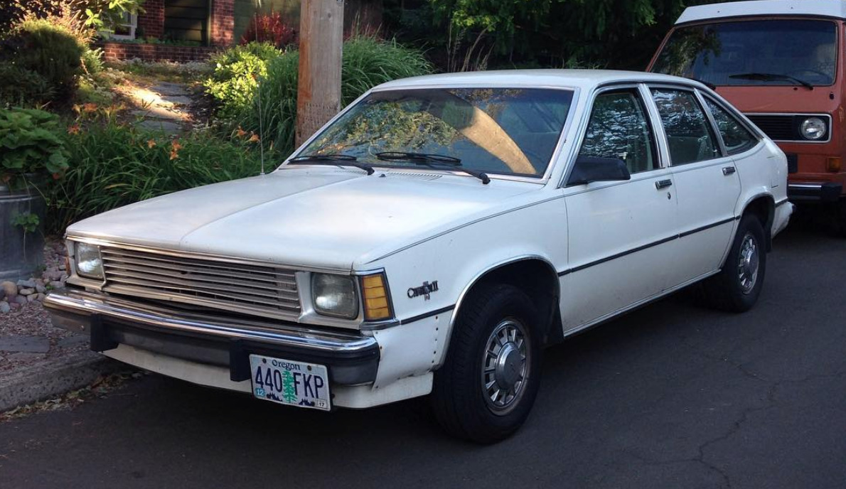 1980 85 Chevrolet Citation X 11