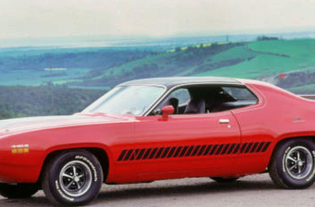 1976 80 Plymouth Volare Road Runner