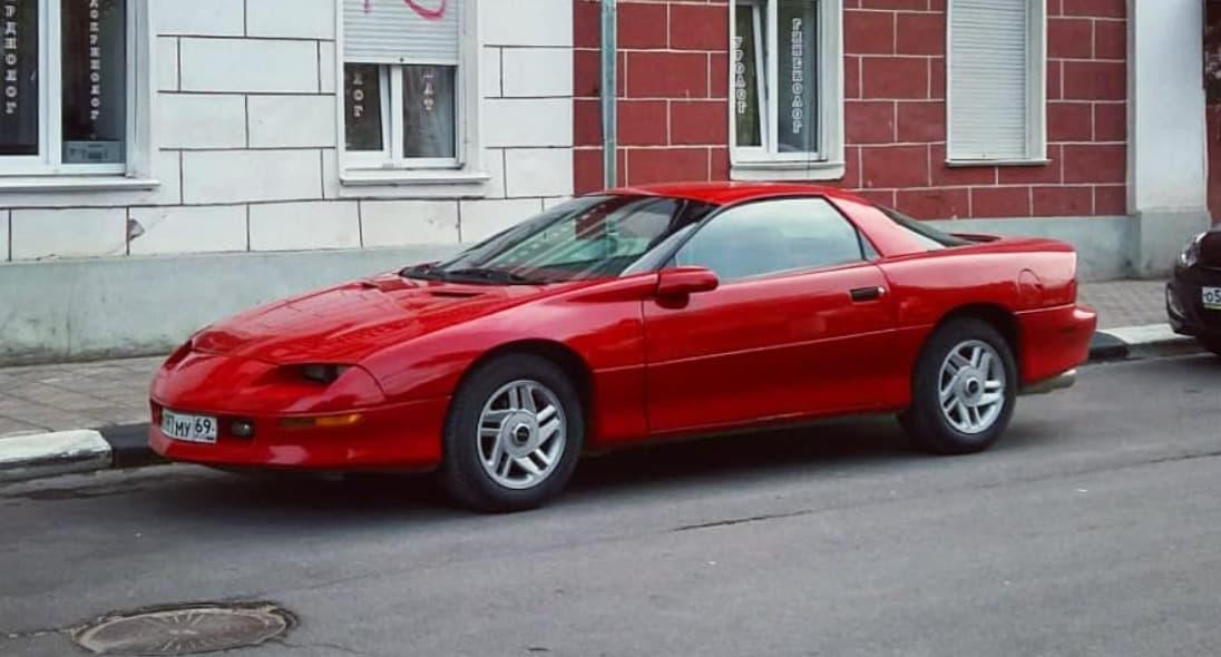 1993 Chevy Camaro