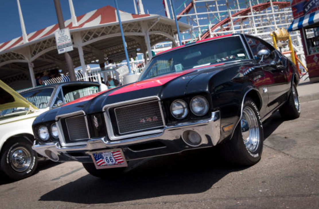 1970s Era Oldsmobile Cutlass
