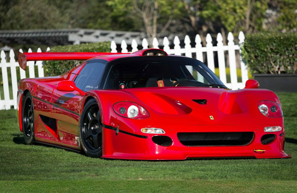 1996 Ferrari F50 GT1