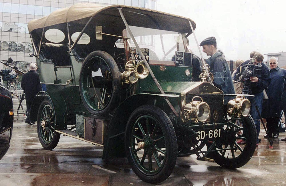 1904 Rolls Royce 15 HP