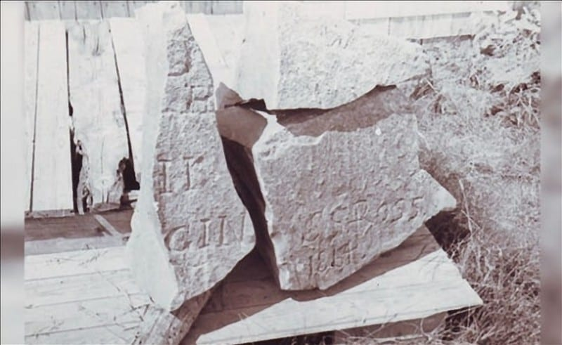 An Interesting Slab Of Stone