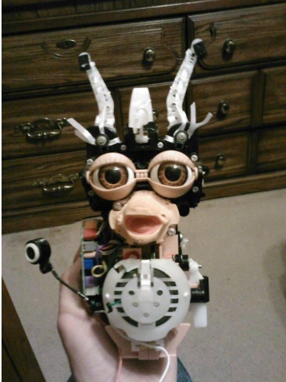 Furby Without The Fur