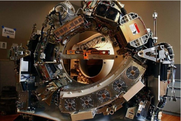 The Inner Workings Of A CT Scanner