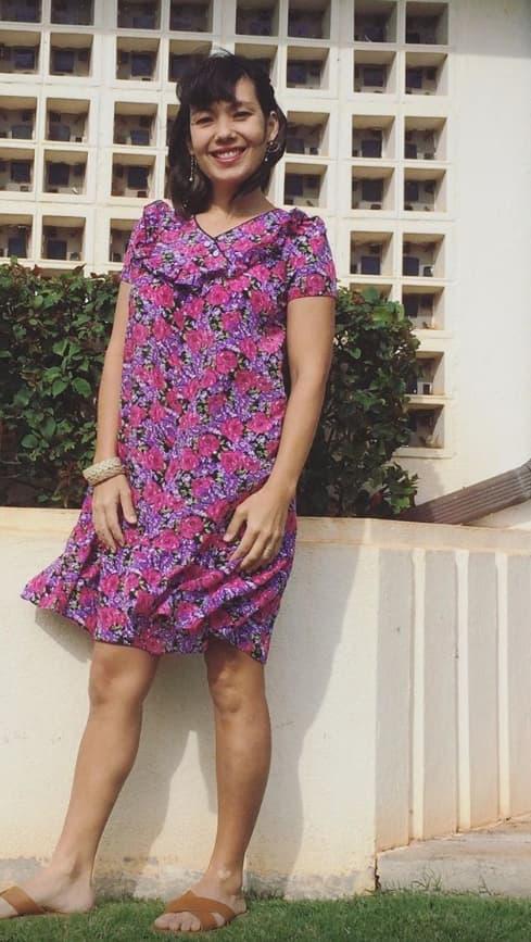 Ein Zeitreisendes Kleid