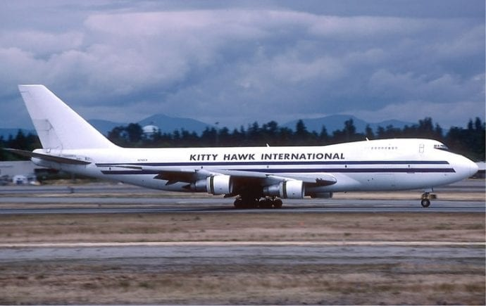 Kitty Hawk International