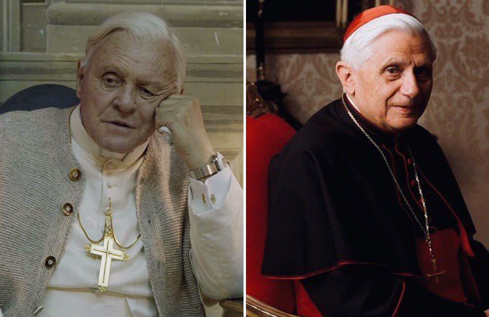 The Two Popes (2019)