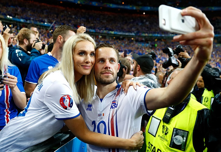France V Iceland Quarter Final: UEFA Euro 2016