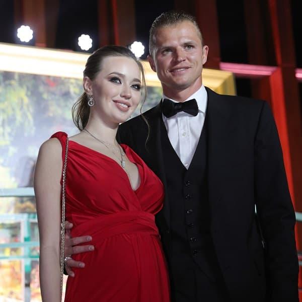 Dmitri Tarasov e Anastasia Kostenko