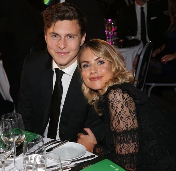 Maja Nilsson e Victor Lindelof