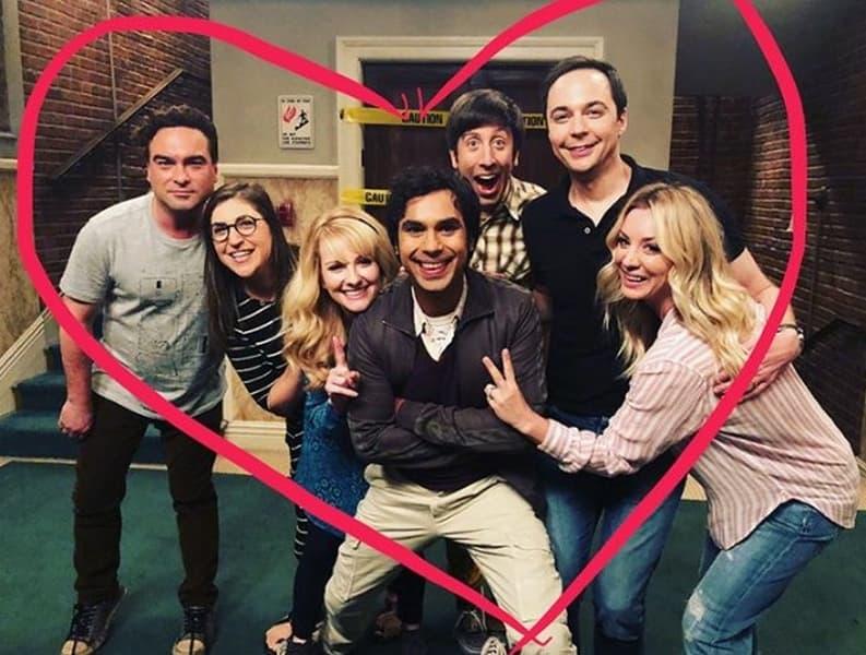 'The Big Bang Theory' (Ended)