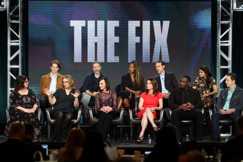 'The Fix' (Cancelled)