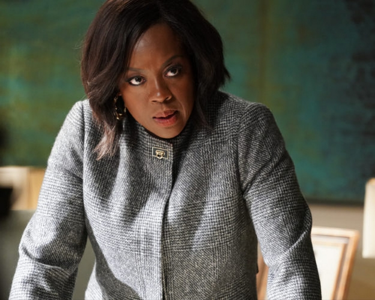 'How To Get Away With Murder' (Ended)