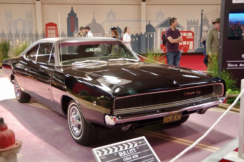 1968 Dodge Charger Hemi RT