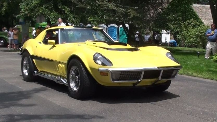 1971 Baldwin Motion Phase III GT Corvette