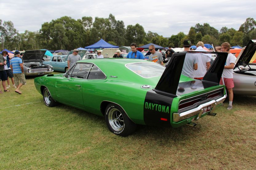 1969 Dodge Charger Hemi Daytona