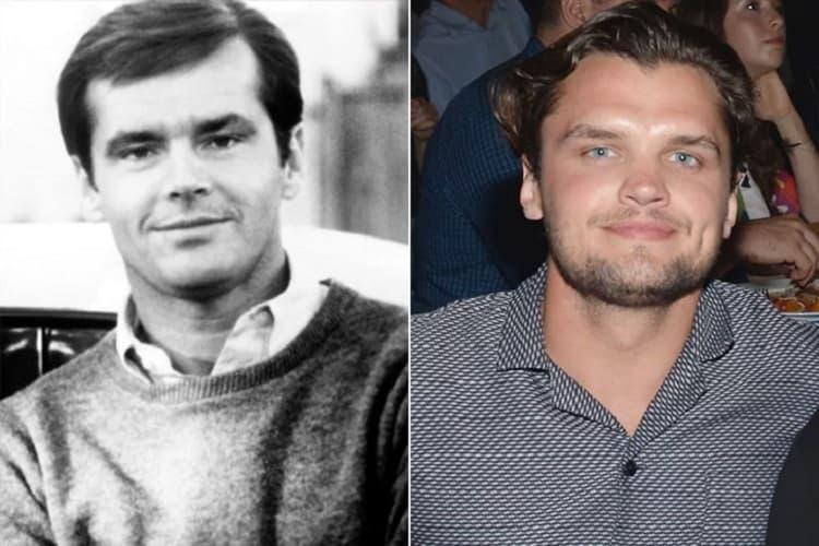 Jack Nicholson E Ray Nicholson