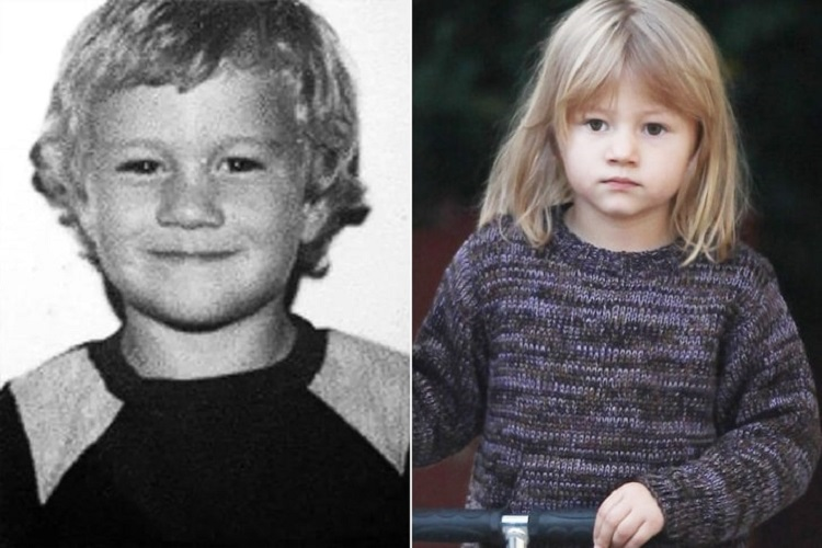 Heath Ledger Matilda Ledger