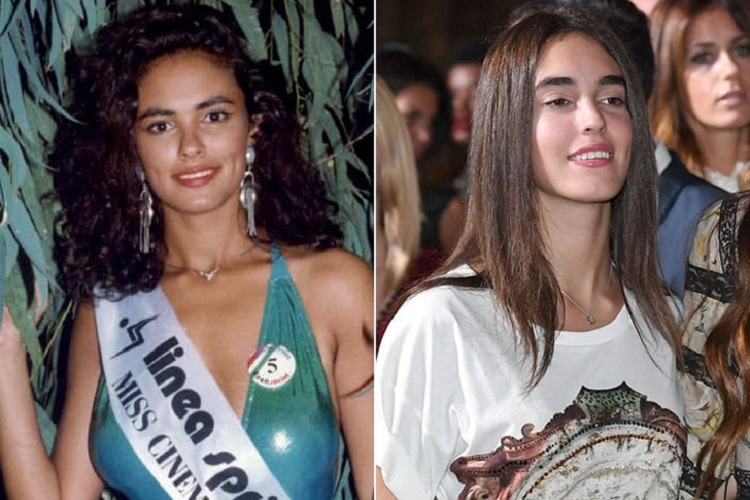 Maria Grazia Cucinotta E Giulia Violati