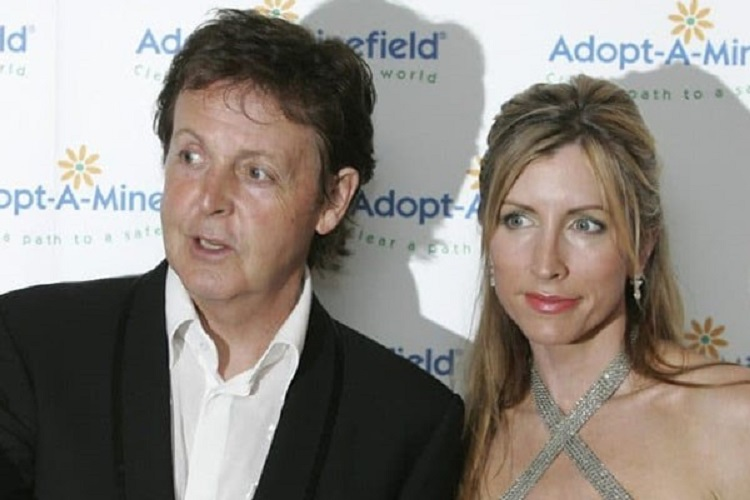 Paul McCartney & Heather Mills – $48.6 Milhões