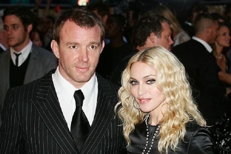 Madonna & Guy Ritchie – $92 Milhões