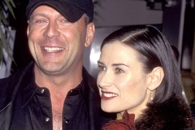 Demi Moore & Bruce Willis – $90 Milhões