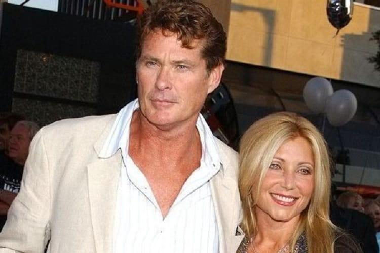 David Hasselhoff & Pamela Bach – $5 Milhões