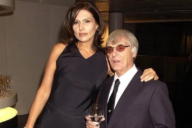 Bernie & Slavica Ecclestone – $1 Bilhão