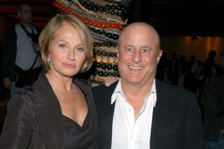 Ron Perelman & Ellen Barkin – $20 Milhões