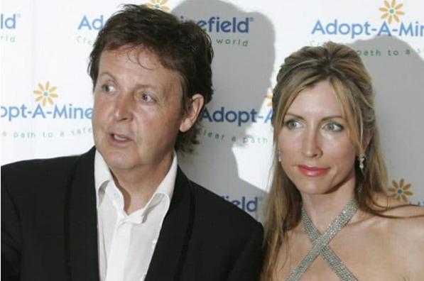 Paul McCartney & Heather Mills – $48.6 Million